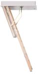 Vouwtrap Roto Quadro 3 met 4 puntssluiting stabiel en Top isolerend, maatwerk mogelijk