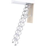 Zoldertrap Roto Exclusief Aluminium schaartrap warmte isolerend uiterst stabiel!