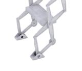 Vlizotrap Roto Junior verticaal Aluminium schaartrap met veersysteem