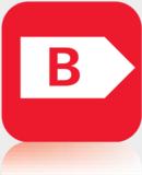 Zoldertrap Roto ProfiLine brandwerend trap in hout energie label  B