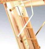 Vouwtrap Trapleuning voor Roto vlieringtrappen