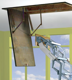 Junior Schaartrap monteren in bestaande kast